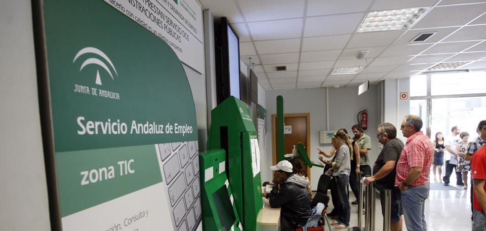 Andalucía cifra ya en 149 millones el fraude de la formación para el empleo