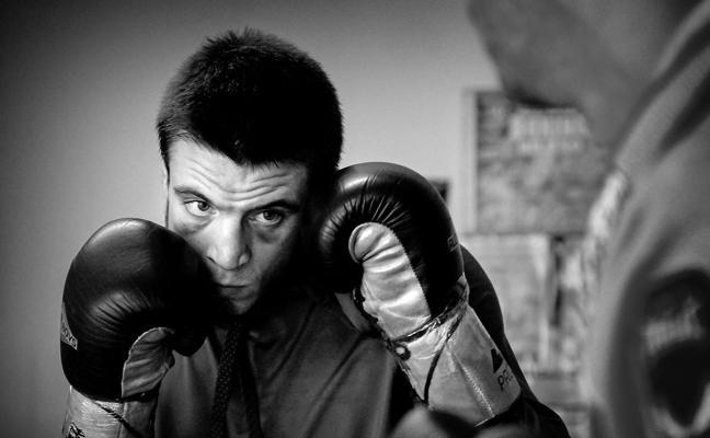 Kerman Lejarraga: «El boxeo es un trabajo. Qué menos que ser respetuosos»