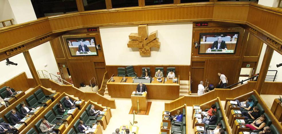 PNV y PP rechazan tramitar una ley para anular los juicios del franquismo