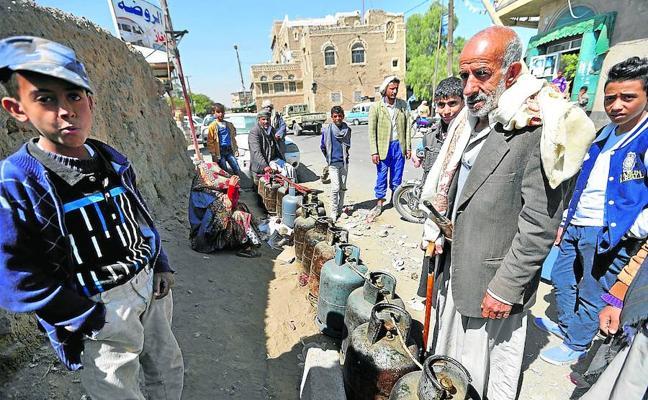 «En Yemen nos enfrentamos a la mayor catástrofe humanitaria del planeta»