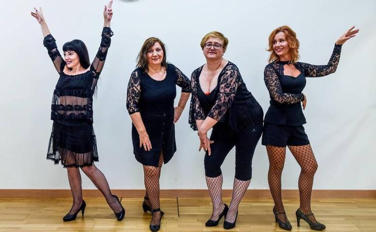 Bailando con la fibromialgia