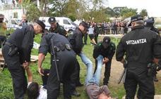 Más de 30 colectivos se suman a un manifiesto contra el parking de Ibarbengoa