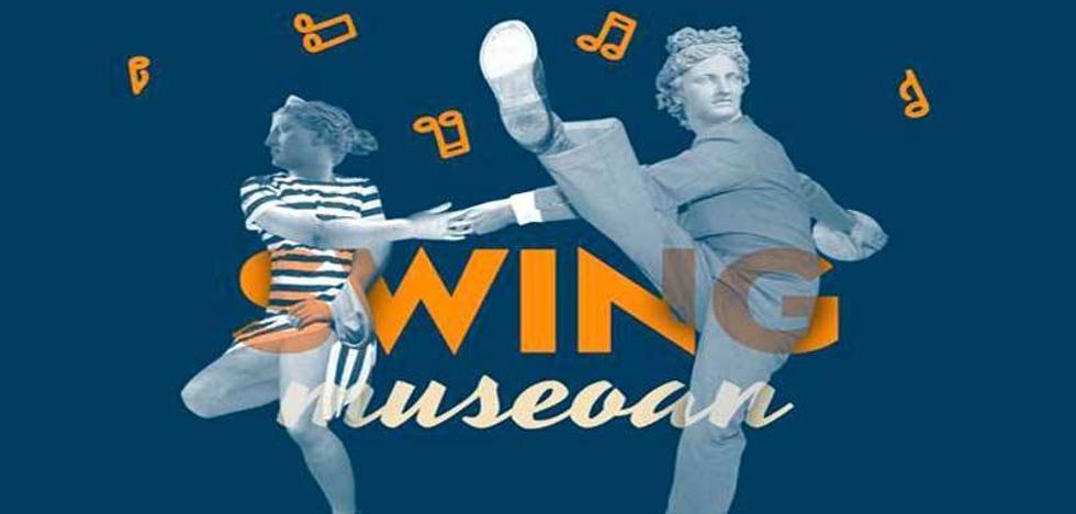 Swing Museoan! jarduera itzuliko da gaur Bilbora