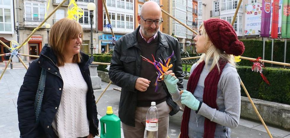 La Diputación de Álava lanza una campaña para animar a la ciudadanía a generar menos residuos