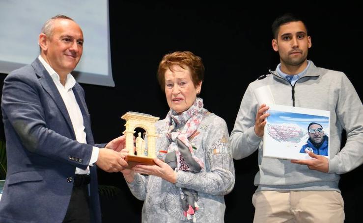 Las fotos del homenaje de Vitoria y Álava a Alberto Zerain