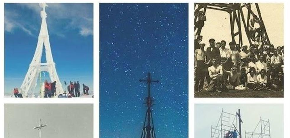 Subida montañera a La Cruz de Gorbea para celebrar su 116 aniversario