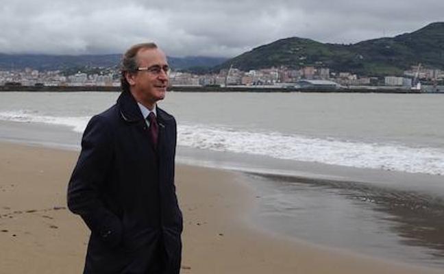 «No puede ser que tengamos el Concierto para pagar más que en el resto de España»