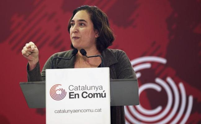 El partido de Colau rompe el pacto de gobierno con el PSC en Barcelona