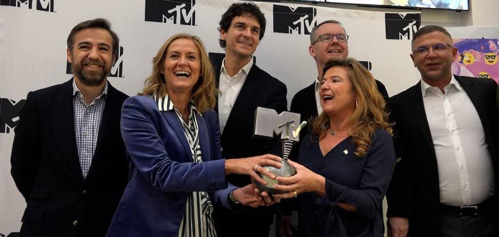 MTV encumbra a Bilbao como capital de la música 2018