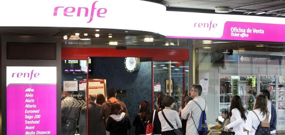 Renfe dispara su beneficio a septiembre hasta 66 millones