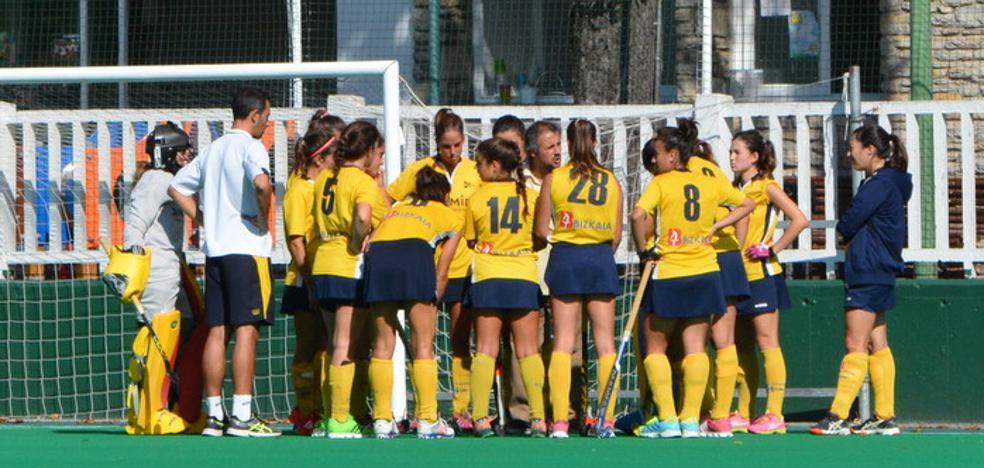 El Jolaseta de hockey hierba femenino afianza sus opciones de Copa