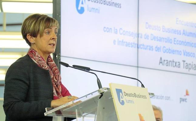 El Gobierno vasco asegura que no va a «entrar en la pelea» de atraer empresas catalanas