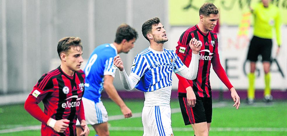 La falta de goles penaliza al Arenas