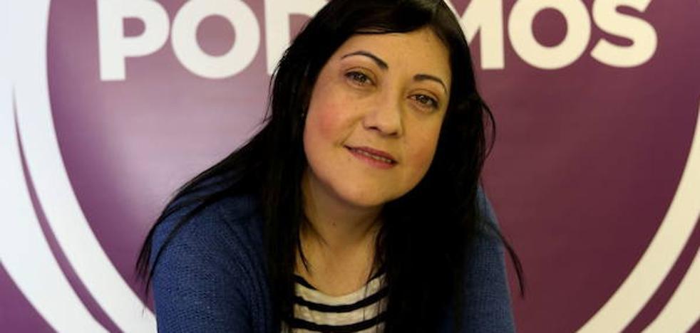 Una juntera de Bizkaia, cuarta candidata a liderar Podemos Euskadi