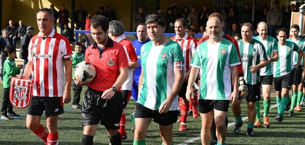 Los veteranos del Athletic se imponen a los del Indarra