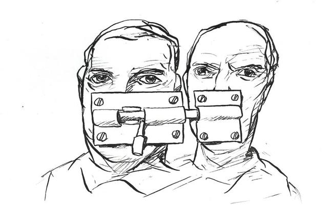 Los callados