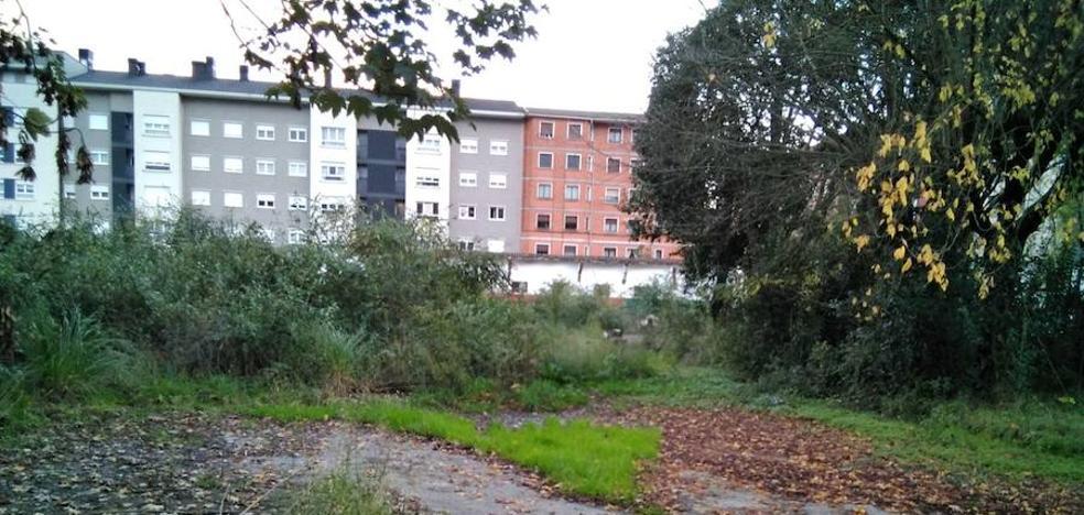 El terreno del antiguo matadero, considerado un punto negro, se allanará a partir de diciembre