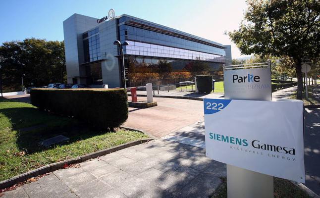 Siemens Gamesa reducirá su plantilla en España en 408 trabajadores