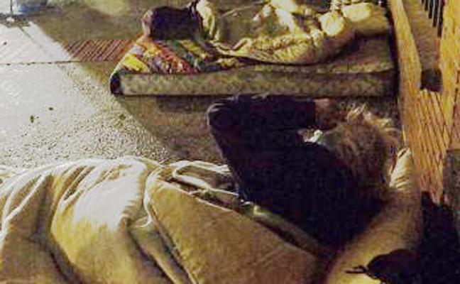 El albergue invernal de Vitoria abre este martes sus puertas para alojar a personas sin techo