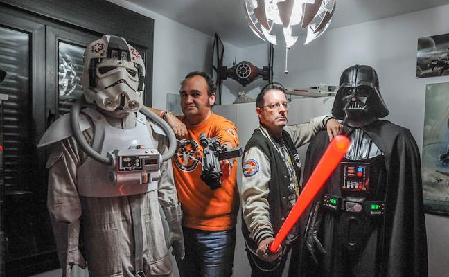 Los maestros Jedi de Bizkaia
