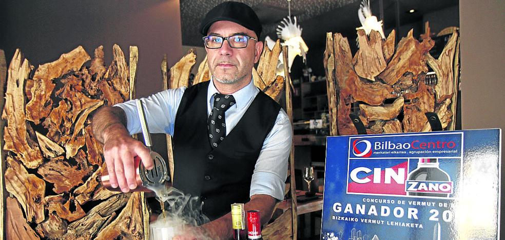 El premio al mejor vermú de Bizkaia se queda en Getxo