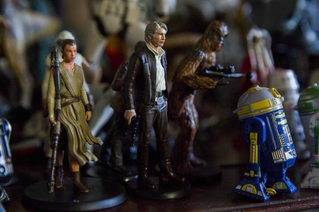 Star Wars, en miniatura