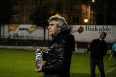 Los malos resultados fuerzan la dimisión de Pablo Turrillas como técnico del Sestao