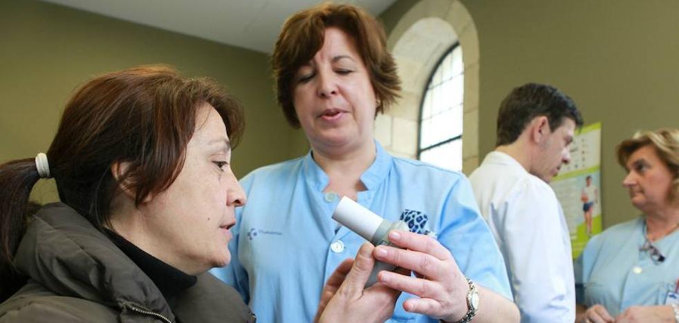 Neumólogos tratan en Gernika la incidencia de la contaminación en las patologías respiratorias