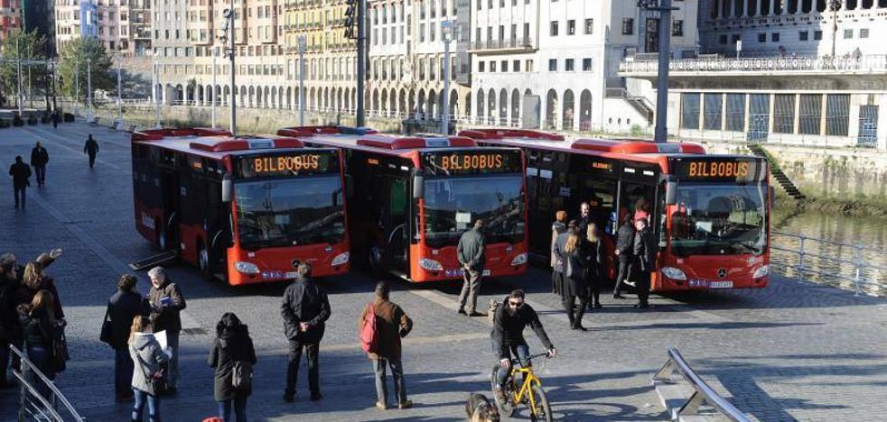 Bilbao estrena sus autobuses más accesibles
