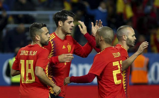 Brasil, Suecia y Nigeria, rivales a evitar por España en el Mundial de Rusia