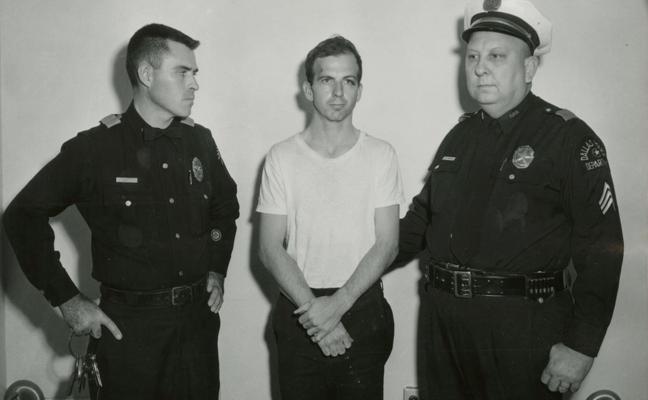 La CIA tenía un plan para matar a Lee Harvey Oswald antes del asesinato de Kennedy