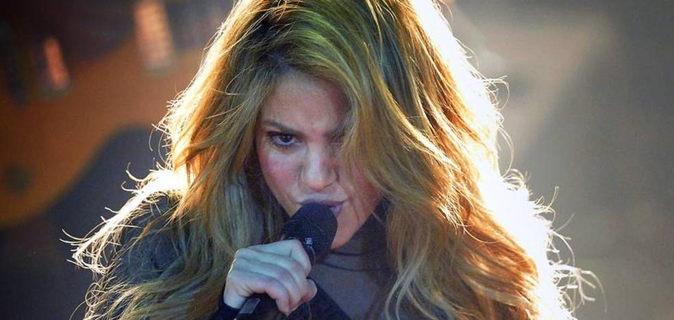 Shakira suspende el concierto del viernes en el BEC