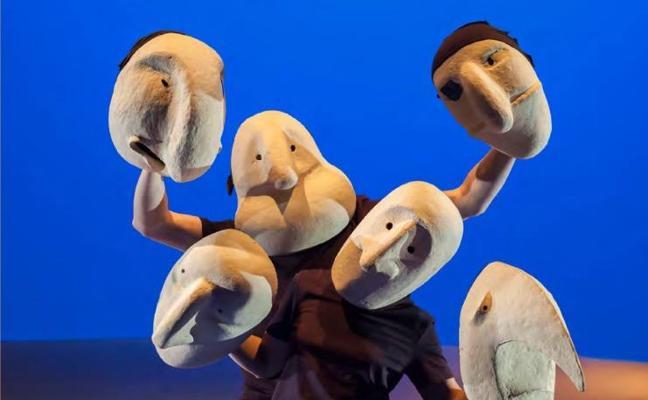 El Festival de Títeres de Sestao arrancará el día 25 e incluirá once representaciones