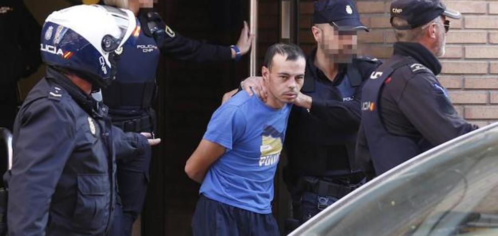 Prisión provisional sin fianza para el hombre que degolló a su hija de 2 años en Alzira