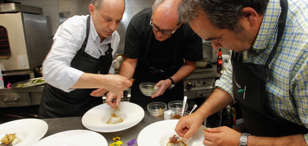 El concurso de sociedades gastronómicas de Álava llega a su ecuador. Así marcha la competición