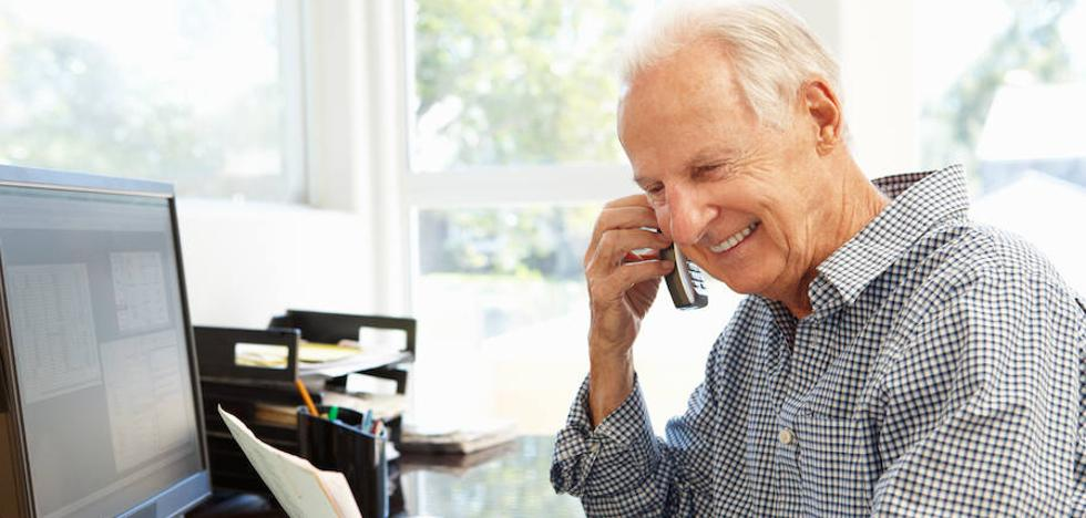 ¿Quién se jubila antes, un contable, un veterinario o un taxista?