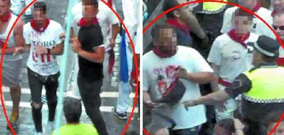 Los policías que atendieron a la víctima en Sanfermines le dieron total credibilidad