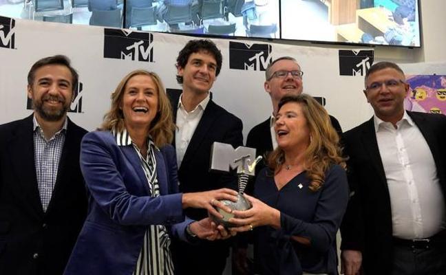 Barakaldo cita a hosteleros y comerciantes para empezar a trabajar en los Premios MTV