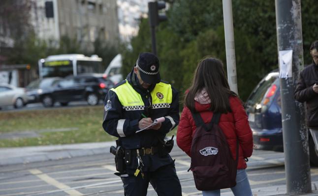 Los policías locales votarán la oferta del Gobierno para finalizar la 'huelga de celo'