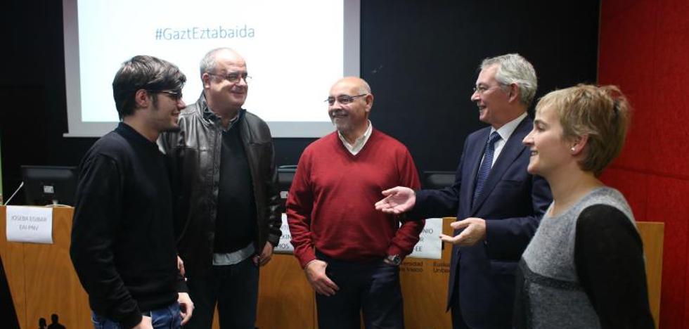Los partidos vascos certifican su lejanía para consensuar un nuevo Estatuto
