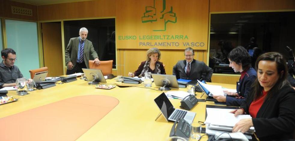 Los partidos blindan la ponencia de Memoria tras escuchar a las víctimas