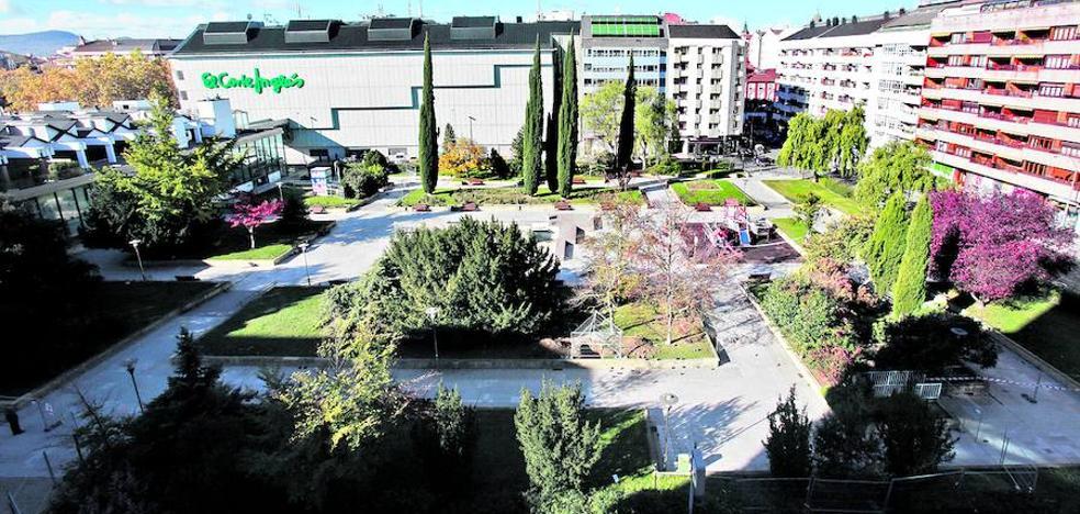 La obra de Santa Bárbara lleva tres semanas parada por un problema administrativo