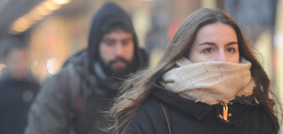 Álava empieza a sentir frío con mínimas de 3,4 grados bajo cero