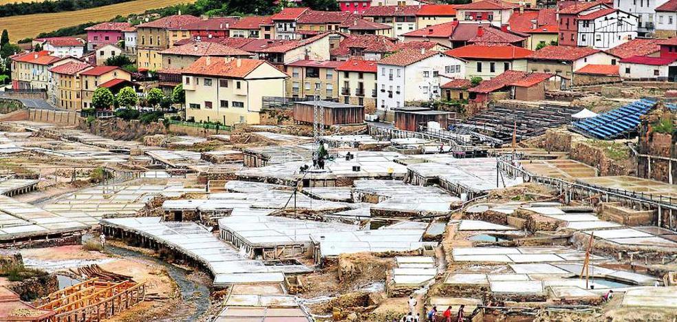 El Valle Salado recibe al evaluador de la FAO para su candidatura a patrimonio agrícola