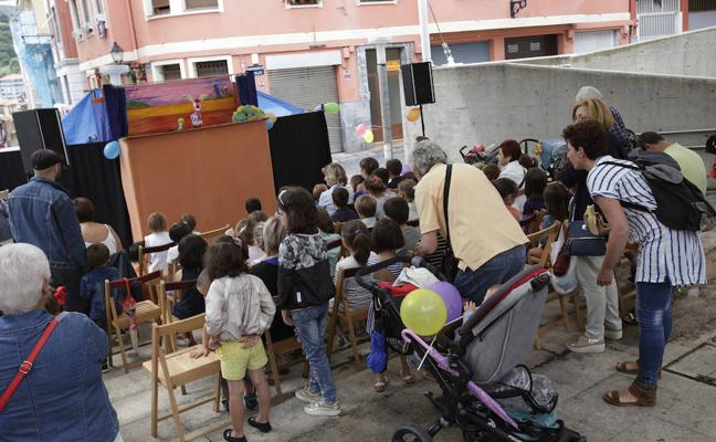 Bermeo consensuará con los vecinos los usos de la nueva zona de recreo cubierta