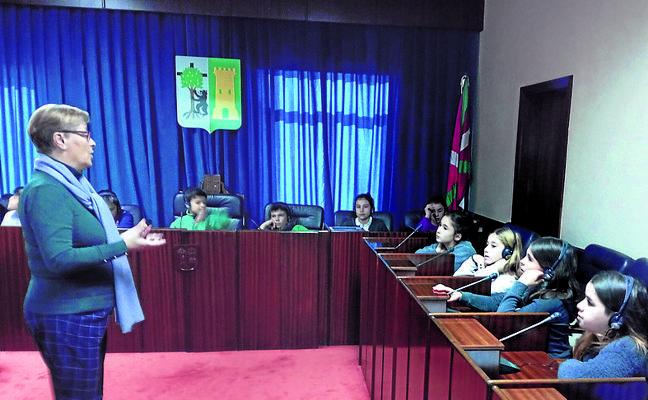 Los vecinos decidirán el 25% de la inversión municipal de Leioa en 2018