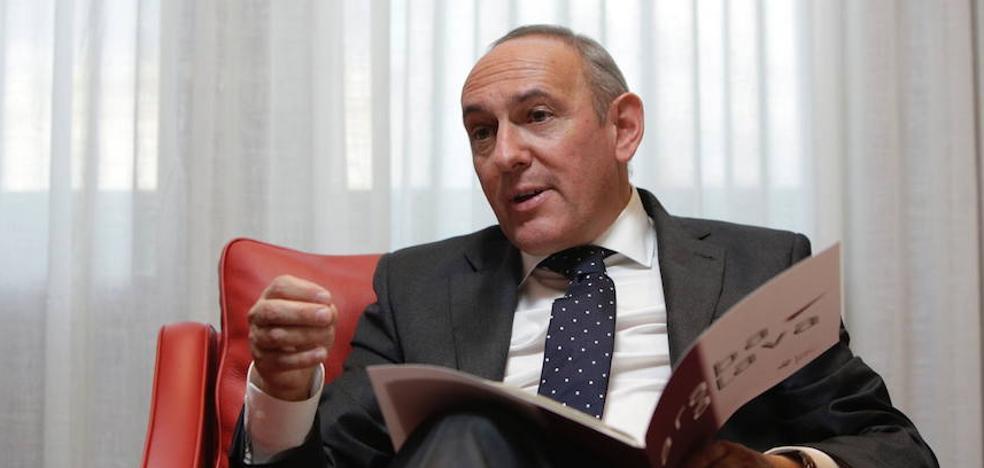 González abre la puerta a «incorporar propuestas» de la oposición para poder aprobar la reforma fiscal en Álava