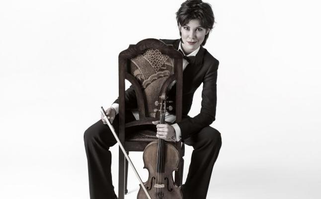 «Hay que ser flexible con el repertorio de la viola»