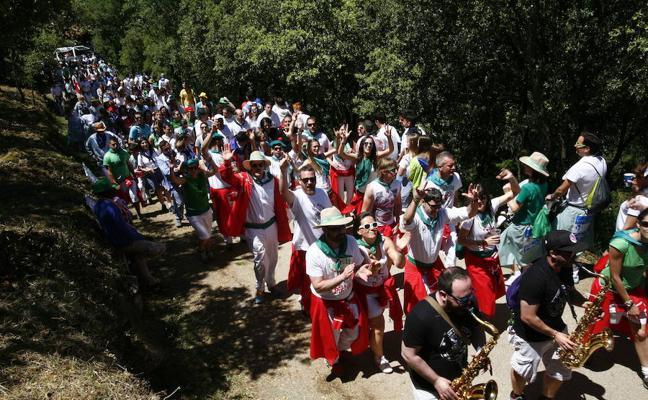 Miranda dará el 'Bombazo' en Intur con la promoción de las fiestas de San Juan del Monte