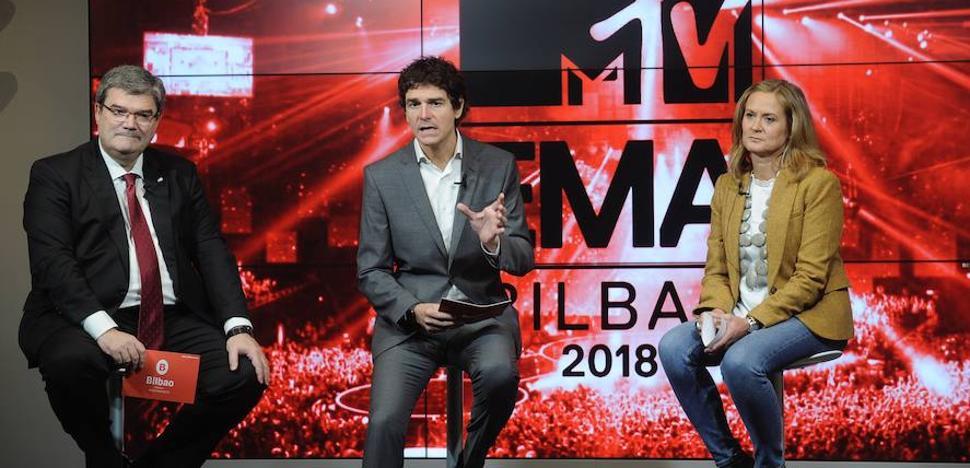«Creo que vamos a bordar los MTV»